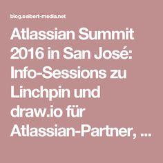 Atlassian Summit 2016 in San José: Info-Sessions zu Linchpin und draw.io für Atlassian-Partner, Linchpin-Deepdive-Sessions für Interessenten   Nachrichten, Tipps & Anleitungen für Agile, Entwicklung, Atlassian Software (JIRA, Confluence, Stash, ...) und //SEIBERT/MEDIA