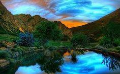 24 Beautiful Mountain Lakes Photos