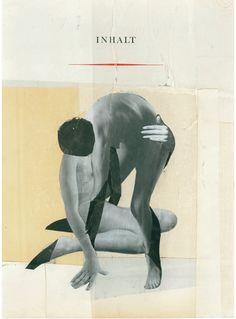 """James Gallagher - Inhalt / 2006 / 11""""x17"""""""