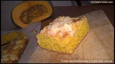 Torta+morbidissima+e+light+alla+zucca Dairy, Cheese, Food, Essen, Meals, Yemek, Eten