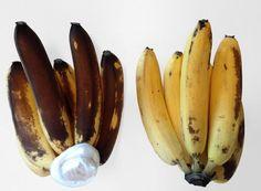 Tummuvat banaanit ehkä mullistava askel taistelussa ihosyöpää vastaan.Banaanin kuoreen ilmestyvät tummat kohdat syntyvät tyrosinaasi-entsyymistä.