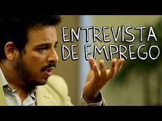 ENTREVISTA DE EMPREGO - Potrtadosfundos - great Brazilian comedy group