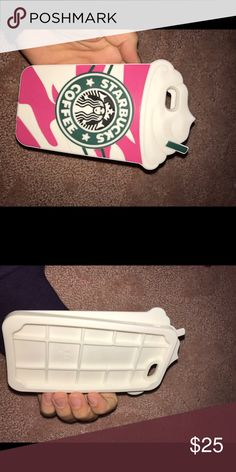 Starbucks IPhone 6 Case. Bright and fun colors, very protective and unique. Barely used and in great condition. Accessories Phone Cases