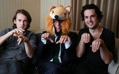 Norwegian brothers Vegard and Bard Ylvisaker's novelty song What Does   the Fox Say? has taken the world by storm with 220 million YouTube hits (article with video)