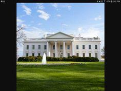 White House Usa The Barack Obama United States President