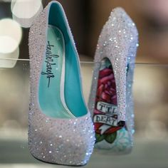 Taylor Says Til Death Stiletto Heels