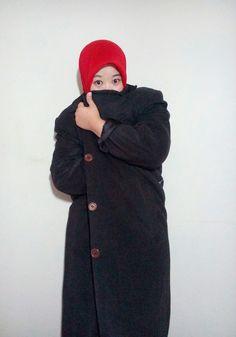 Winter style #winter #hijab #hijabstyle #winterhijab #fashionhijab