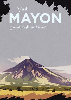 try to visit them :) Filipino Art, Filipino Culture, Tourism Poster, Philippines Travel, 2d Art, Vintage Travel Posters, Manila, Geology, Paper Art