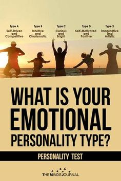 What Is Your Emotional Personality Type? Personality Quiz - Type B - Intuitive and Charismatic Type A Type B, Type Test, Mental Health Quiz, Personality Quizzes, Psychology Facts Personality Types, Type A Personality Traits, True Colors Personality, Psychology Quiz, Personality Disorder Quiz