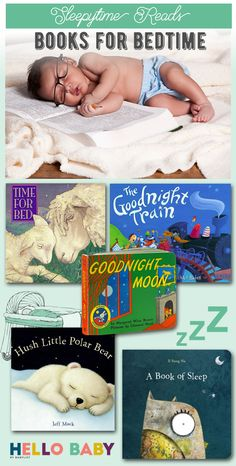 Reading to baby at bedtime will not only help you bond, it'll help baby fall asleep peacefully. Baby Bedtime, Stella Rose, Baby Books, Baby List, Baby Registry, Raising Kids, Hush Hush, Baby Fever, Future Baby