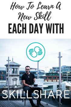Have you ever heard of skillshare?  This platform gives you Unlimited Access to over 23,000 classes from experts in marketing, photography, design, business, entrepreneurship and much more. If you decide to sign up via my referral link, you will get your