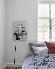 Tempting to stay in bed today? 😴 Mondays means a fresh start of the week that is about to begin 😻 Paper News, Stay In Bed, Fresh Start, Mondays, Scandinavian Style, Copenhagen, Gallery Wall, Interiors, Instagram