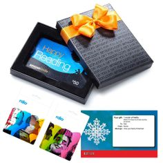 Really, Really Last-Minute Digital Gifts! (Personally I prefer the Nook HD. But that's me.)