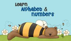 """Teach your kids the Alphabet and Numbers in a fun, interactive way. """"Learn Alphabet and Numbers"""" is designed to help preschoolers and kindergarteners learn the letters of the alphabet and numbers from 1 to 20."""