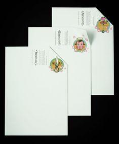 Letterhead designs: Bittersweet
