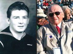 One of the last living Pearl Harbor Survivors of the U.S.S. Arizona.