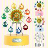 Mini Ferris Wheel Music Box 미니 페리휠 관람차 오르골