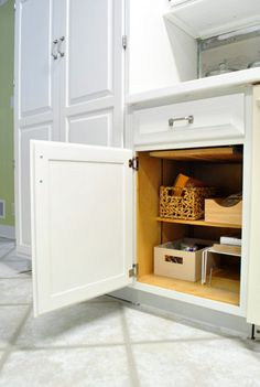 How to paint cabinets - the right way! {Young House Love} Great listing of high quality products to use so your hard work stands the test of time.