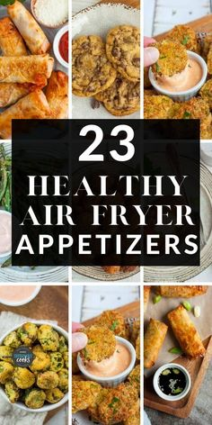 Healthy Low Calorie Snacks, Healthy Side Dishes, Healthy Appetizers, Appetizers For Party, Appetizer Recipes, Healthy Recipes, Mac And Cheese Bites, Easy Mac And Cheese, Air Fryer Dinner Recipes
