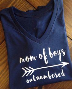 Boy mom tshirt, mom of boys tee, boymom tee, mom of boys shirt by JLLcustomdesigns on Etsy https://www.etsy.com/listing/290417503/boy-mom-tshirt-mom-of-boys-tee-boymom