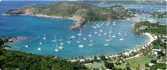 British Virgin Islands - St. Barts, St. Martin