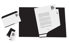 Self Promotion by Eighty-Six Ideas , via Behance   Great concept!