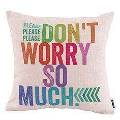 JESMEDIS Modern English Letters Car Decorative Throw Pillow Case Cushion Cover Sofa Home Decor -- You can find more details by visiting the image link. Note: It's an affiliate link to Amazon