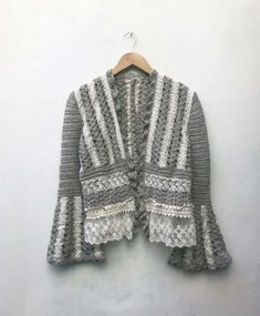 Search results for: saco-lupines' Gilet Crochet, Crochet Coat, Crochet Cardigan, Crochet Shawl, Crochet Clothes, Summer Cardigan, Crochet Magazine, Hippie Chic, Boho Fashion