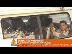 http://usa.mycityportal.net - Syria's Aleppo divided by frontlines - #usa #america