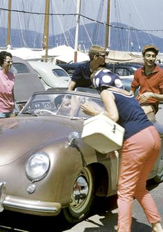 Saint-Tropez by Willy Rizzo, 1958 www.fustaiferro.com