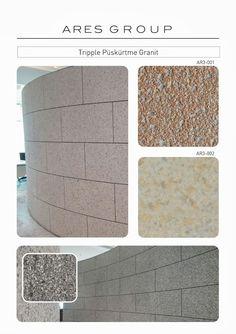 ares yapı püskürtme granit