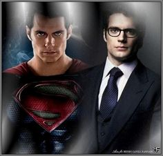 Nice rendition of Superman & Clark Kent blended together......