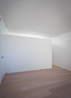 吹抜のある大空間リビングの家の部屋1