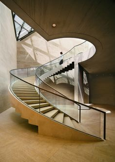 Musée d'Art Moderne | Pei Cobb Freed & Partners | Archinect