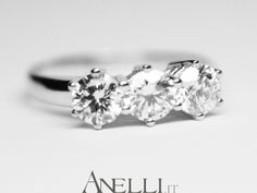 Un bellissimo Anello Trilogy per i vostri #regalidinatale