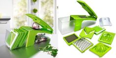 Kitchen Genius is a New Analogue of Nicer Dicer Plus with Multifunctional Device  Shop Now Here >> http://ealpha.com/home-utility/kitchen-genius/8183