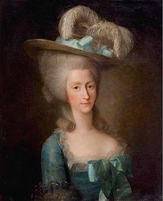 Comtesse d'Artois, Marie-Thérèse de Savoie