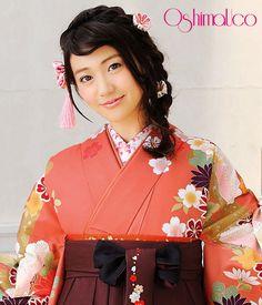AKB48 member Yuko Oshima for OshimaUCo kimonos.  What will I do without Yuko?