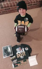 Meet the 5-year-old Ohio boy who sent his  1 allowance to try to save UAB  football 513699831