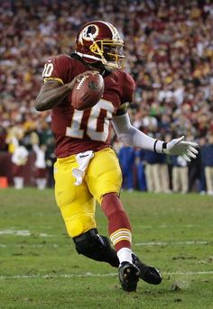 RGIII // Washington Redskins