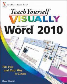 E-Book - Teach Yourself Visually Word : 2010