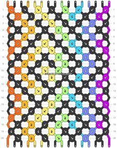 Normal pattern #62362 | BraceletBook