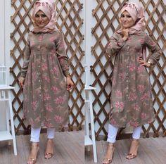 Hijab Fashion 2016, Pakistani Fashion Casual, Modesty Fashion, Stylish Hijab, Hijab Chic, Night Gown Dress, The Dress, Islamic Fashion, Muslim Fashion