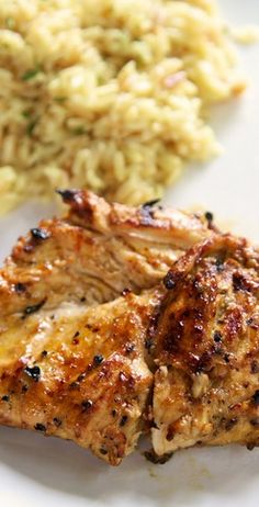 BBQ Ranch Grilled Chicken http://www.amazon.com/dp/B00DCJ9598