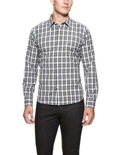 XL Plaid Sport Shirt by J Lindeberg on Gilt.com