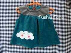 FushuFana: Pichi / Pinafore Dress (Her Sweetness, Ottobre design)
