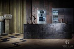 At Alphenberg we are passionate about leather. We love the natural-tough-chique look and feel, we like the way it smells and foremost, we are challenged by the endless possibilities it has to offer. Leather Wall, Bar Counter, Luxury, Cook, Licence Plates, Natural Leather, Innovative Products, Floors