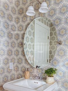 Room Background With Mirror 4