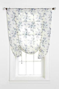 Plum & Bow Unicorn Draped Shade Curtain #urbanoutfitters