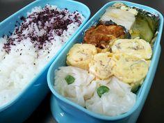 2012年2月25日(土)  焼売,たい焼き,なんちゃってチリコンカン,白菜漬け物,きゅうり漬け物,ゆかり掛けご飯